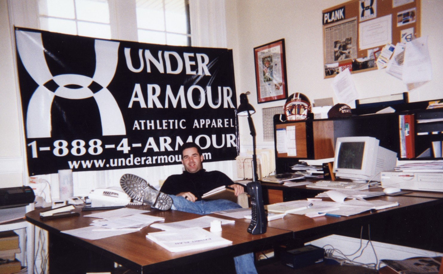 Under Armour 20周年:完成从0到1的普朗克,如何从1到10?