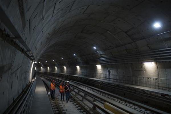 效率堪忧!奥运开幕临近,但里约奥运的地铁却还没完工