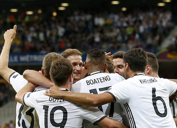 """16年后,再看德国足球""""天才培养计划"""""""