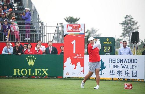 阿里体育牵线本土高尔夫赛事,LPGA中国精英赛停办一年后回归
