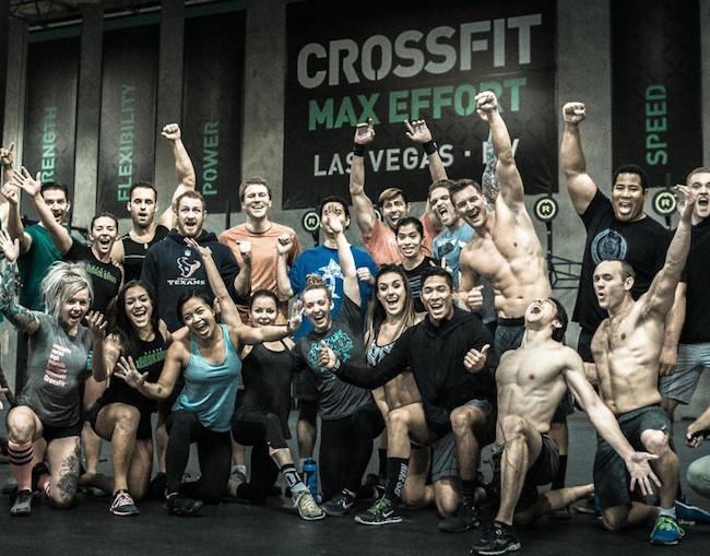 爱上CrossFit和Pure Barre的人们,爱的是它们带来的身份象征
