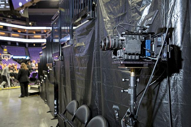 NBA采用VR技术进行比赛直播,给球迷带来不一样的观赛体验