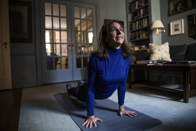 工作太忙没空锻炼和好好吃饭?来和这位纽约的女企业家学学如何保持健康