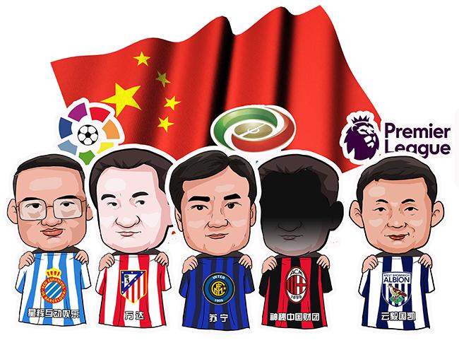 2016年中国体育十大商业动向,你参与了其中哪些?   懒熊年度观察