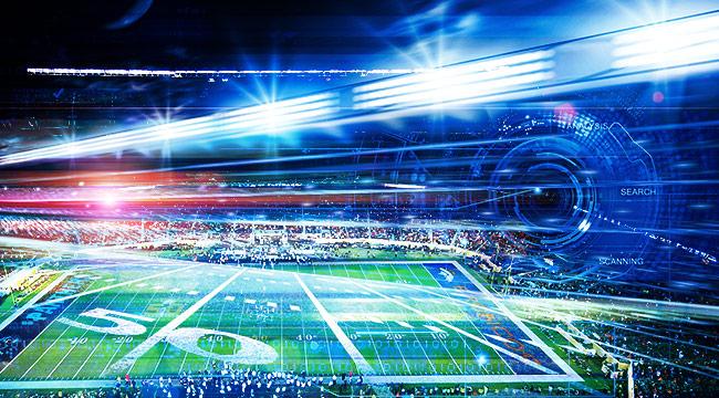科技如何成为第一生产力:5项改变了橄榄球收看体验的技术