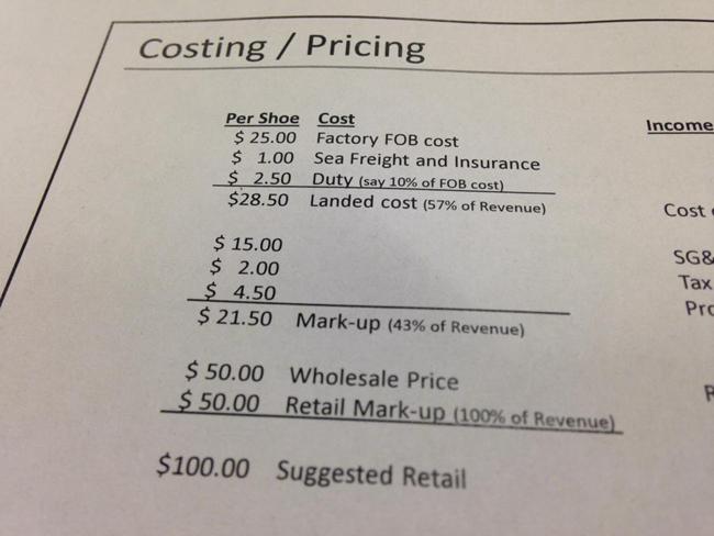 一双耐克鞋能赚多少钱?这篇文章告诉你球鞋成本和利润的分配比例
