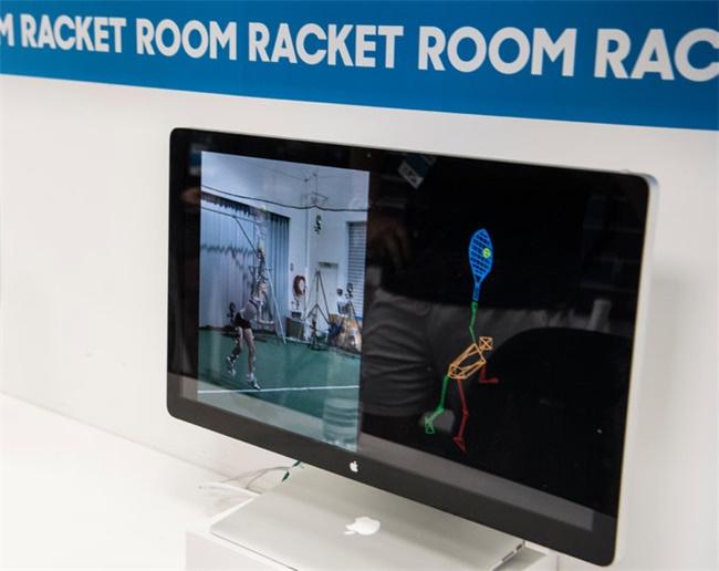 智能网球场如何服务于产业?帮装备生产商找到最合适的消费者