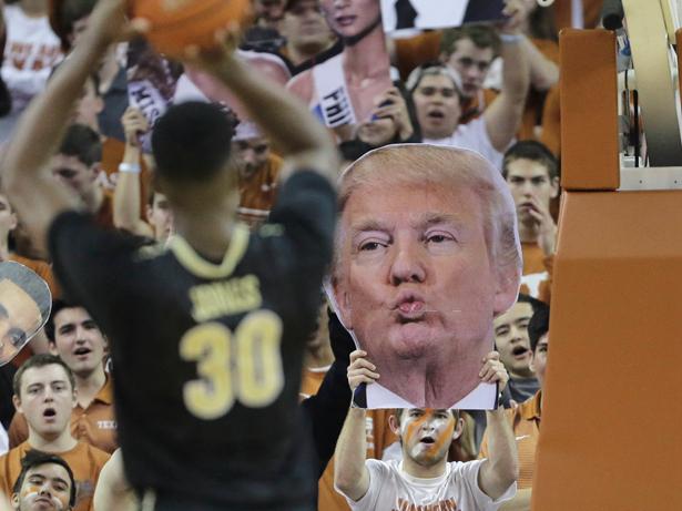 特朗普将不会上电视预测NCAA,奥巴马时代传统就此终结