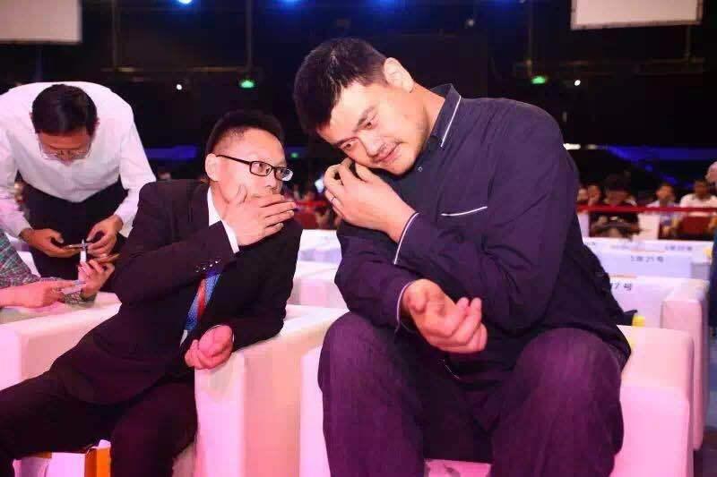 对话姚明:希望可以为CBA和中国篮球杀出一条血路