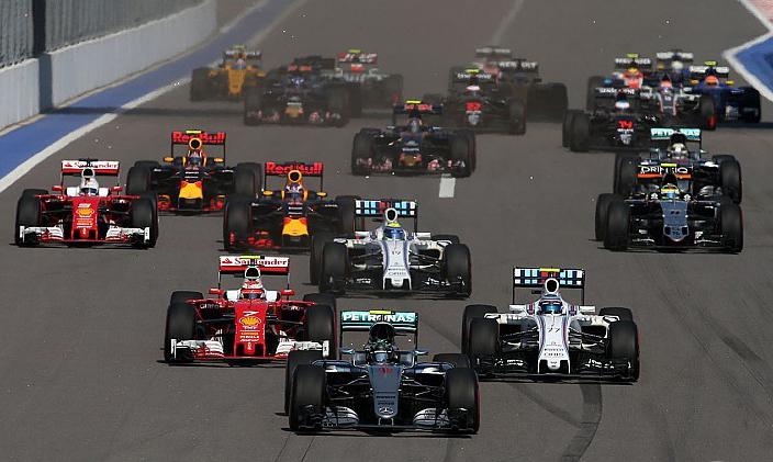 俄罗斯大奖赛与F1签署新合约,赛事合同延长至2025年
