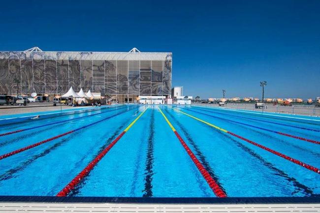 里约奥运游泳池荒废?背后的公司站出来辟谣了