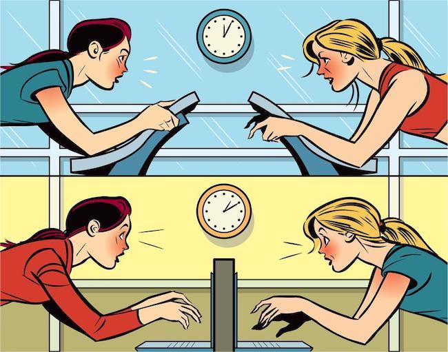 办公室健身房健康又省钱,但是你是否偶尔会难为情呢?