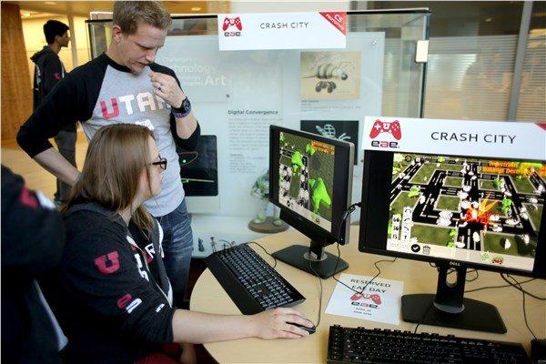 犹他大学为电子游戏设立奖学金,这笔钱却跟学校体育资金无关
