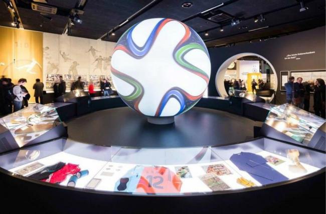 体育如何成为一国国民的文化认同?看看德国这家博物馆就知道了