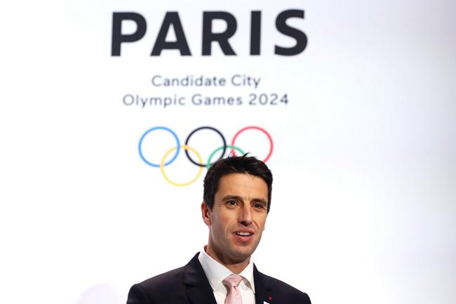 法国力争主办2024年奥运会,预算60亿美元欲完成巴黎奥运百年庆典