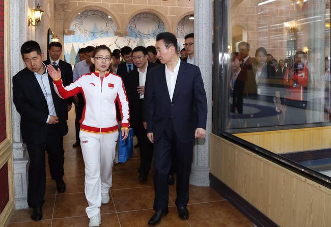 王健林的体育朋友圈,首富和哪位运动掌门人互动最频繁