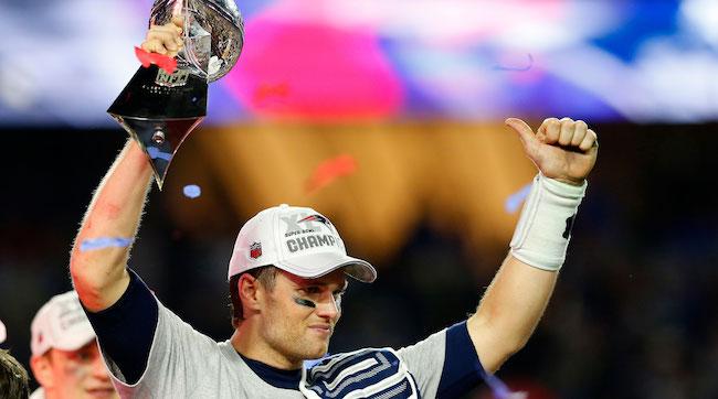 """""""人生赢家""""运动员的勤奋和克制,像汤姆·布雷迪一样吃、练与思考"""