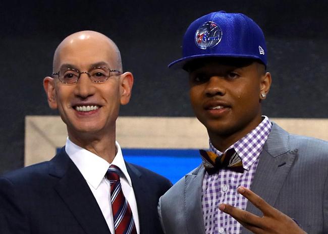 NBA选秀顺位很重要,状元和榜眼薪水相差上百万美元
