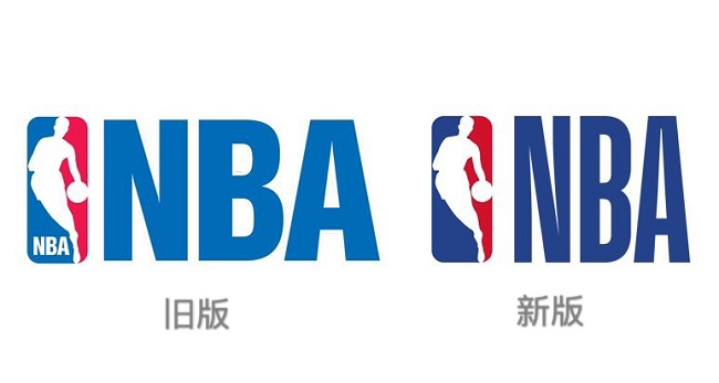 NBA 48年来第一次更新LOGO,适应网络时代传播发展