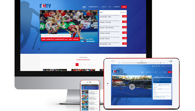 OTT业务打开小众体育赛事市场?欧洲曲棍球锦标赛推独家直播平台