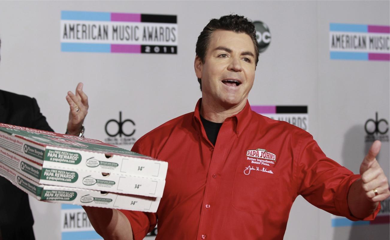 披萨品牌棒约翰发表书面澄清:就CEO关于NFL国歌抗议行为的不当言论致歉