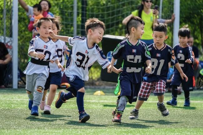 再获A+轮融资,巨石达阵为何能在8个月里新增50个橄榄球青训校区? | 创业熊
