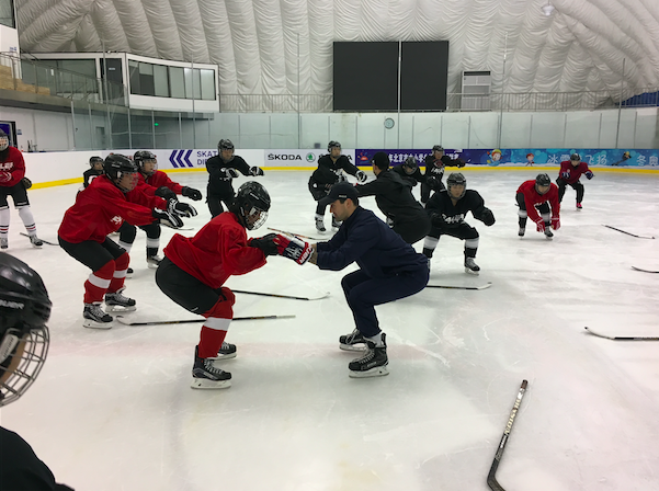 发力新媒体和成人冰球培训,Go Hockey想打造冰球健身方式|创业熊