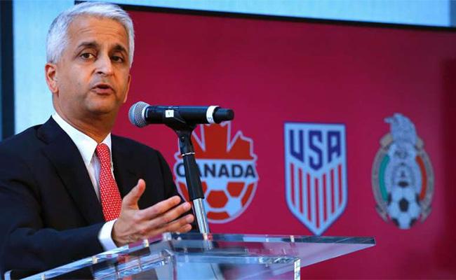 美国足协主席古拉蒂宣布不再寻求连任,但继任者仍将有求于他