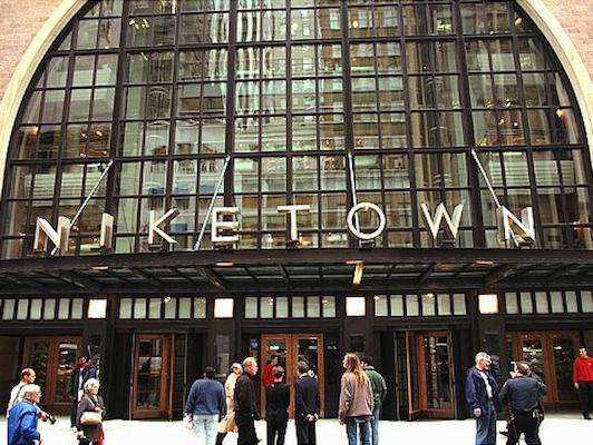 为筹备新店,耐克将在2018年春季关闭纽约Niketown
