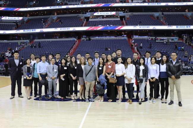 在NBA做销售是一种什么样的体验——对话华盛顿奇才队的客户经理
