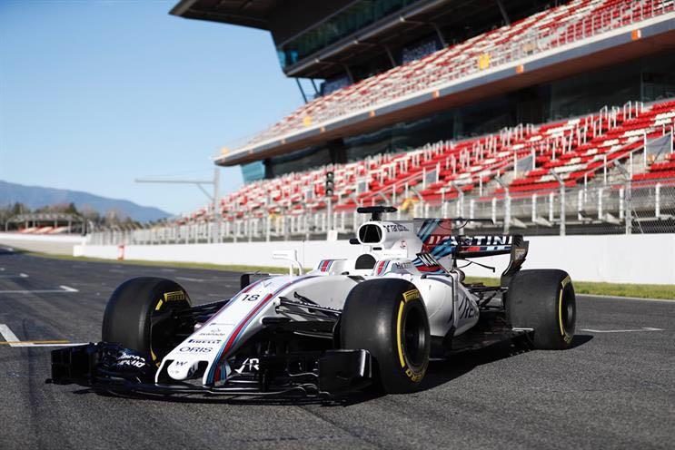 Liberty Media指定WPP旗下公司代理F1全球媒体权利