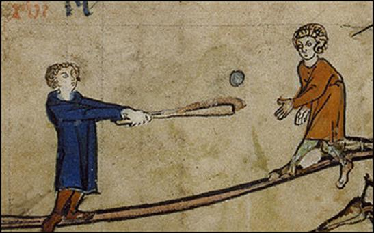 从掷长矛到蹦极:两分钟看遍人类体育运动七万年的演变
