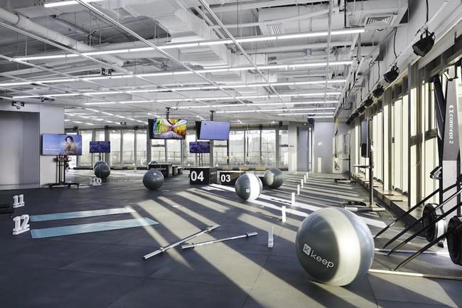 我们探访了Keep线下店及6家类似健身房,这种新模式你会买单吗?