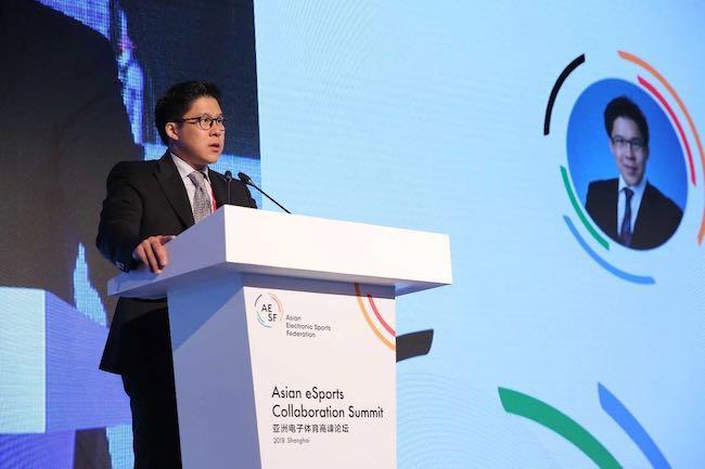 6款电竞游戏入选2018亚运会,背后最大推手是霍启刚