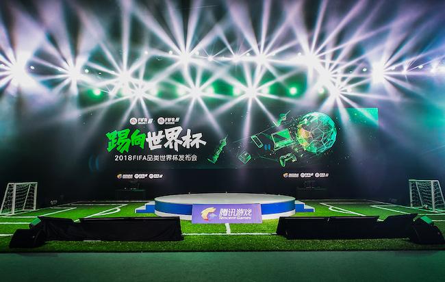 发布新作、拉来皇马、举办电竞世界杯,腾讯力推《FIFA》系列产品