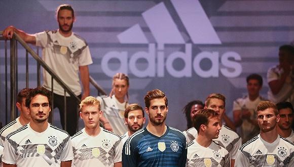 专注与大球会合作,阿迪达斯预计世界杯球衣销量创纪录