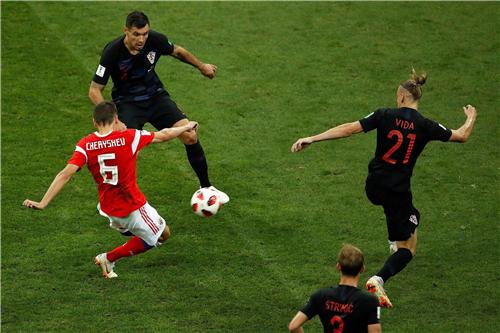 快乐会传染,英格兰28年后重返四强;生死一线间,克罗地亚点球送俄罗斯出局   世界杯早知道