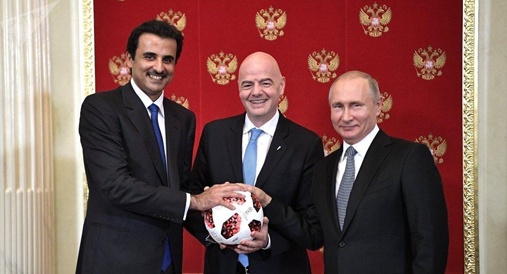 撸串变火锅,国际足联把世界杯的比赛时间挪到冬季的决定,到底意味着什么?