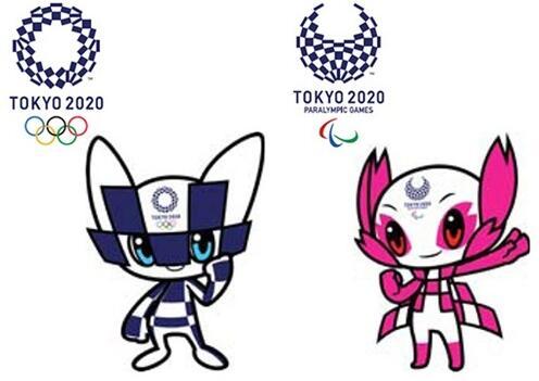 日本小学生票选出来的东京奥运会吉祥物有名字了,另外门票价格也公布了