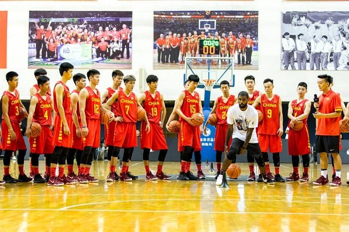 耐克与中国男女篮国家队续约十年,合作将涵盖三届篮球世界杯