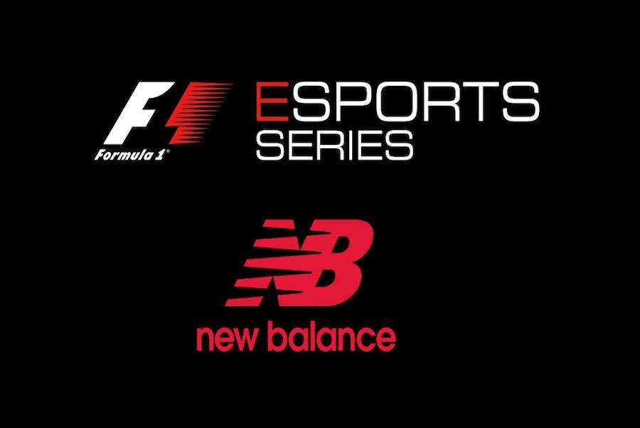 F1电竞联赛签约New Balance,希望能进一步拉近与粉丝的距离