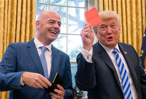 红牌!特朗普白宫会见因凡蒂诺,Lebron域名持有者要价465万美元 | 懒熊早知道