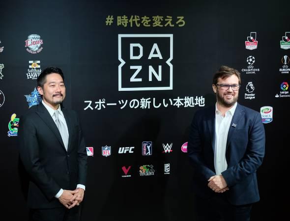 DAZN在便利店发售体育赛事套餐储值卡,目标为获得更多年龄层新客群