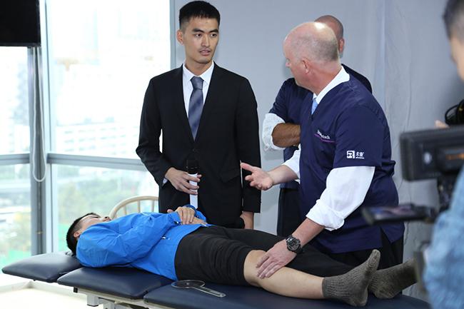 完成4000万元B轮融资的术康,将继续布局临床研究和运动康复 | 创业熊