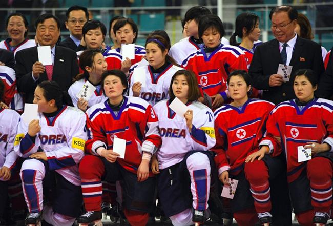 朝韩领导人确认有意联合申办2032奥运会,并将在东京奥运继续组成联队