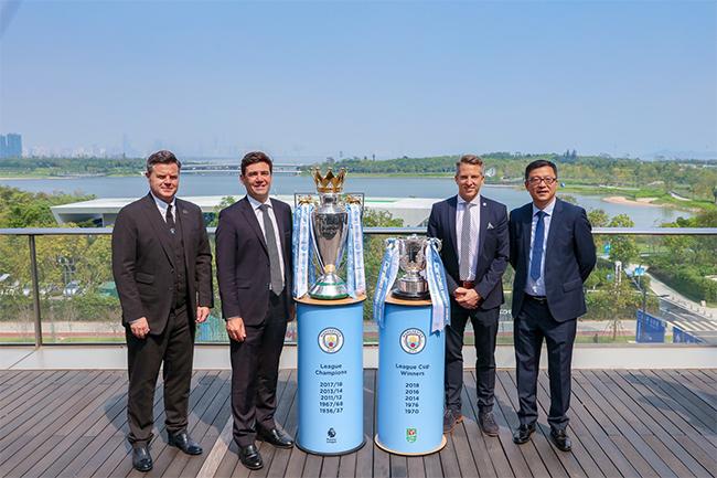 落子上海2年半后,城市足球集团中国第二家办公室选定深圳