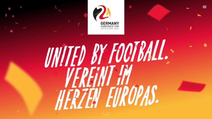 德国将举办2024年欧洲杯,拉姆出任组委会负责人