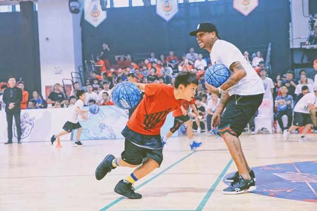 Y联赛、艾弗森、娱乐化,YBDL如何让篮球培训精细化?