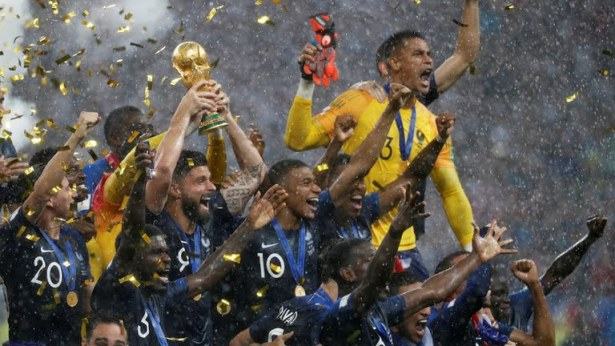 国际足联技术研究小组:在数据上,世界杯冠军法国并不占优