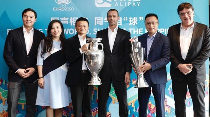 马云喜提欧洲杯,支付宝超2亿欧赞助欧足联8年
